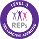 REPS Level 3 Qualified